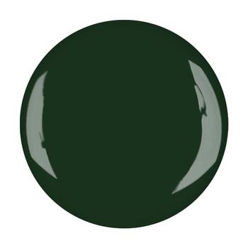 UV/LED nail polish <br>emerald green