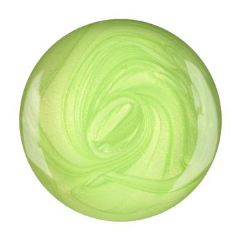 aquarell UV nail polish<br>greeny