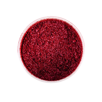 mirror effect pigment <br>pink-red