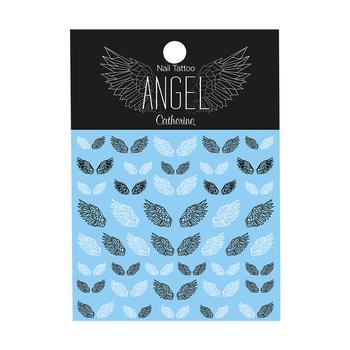 Nail Tattoo <br>Angel