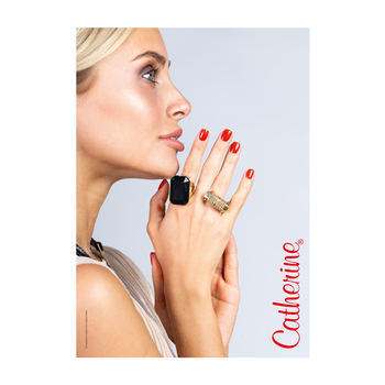 Werbeposter <br>Red Nails