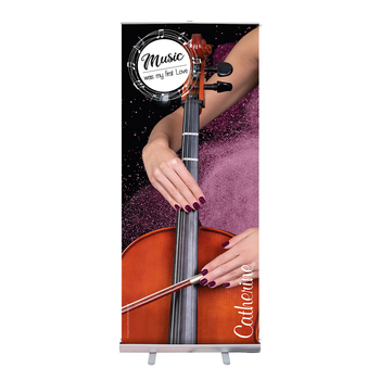 Roll-up cello