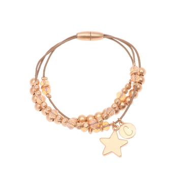 Bracelet star<br>gold