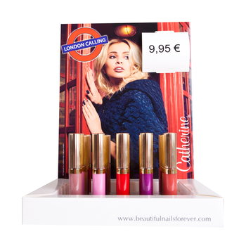 Verkaufsdisplay <br>Lipgloss Mix It