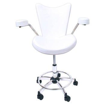 Client Chair <br>VIP white
